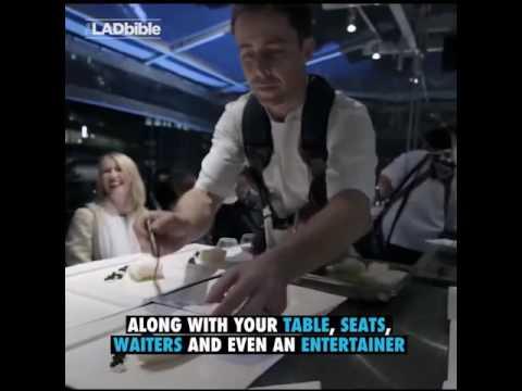Video Restoran Termahal di Dunia