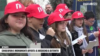 ChocoFun e Monumenti aperti: il weekend a Bitonto