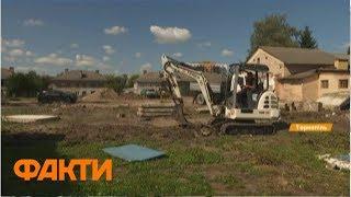 Просторные комнаты и спортзалы: в Тернопольской области сводят казарм для артиллеристов