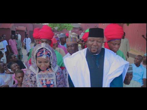 Habib Lafazi - Aure Ya Dauru (Official Video) ft. Bintu Dadin Kowa & Ibrahim Sharukhan