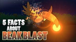 Toucannon  - (Pokémon) - 5 Hot Facts About Toucannon's Beak Blast In Pokemon Ultra Sun and Moon!
