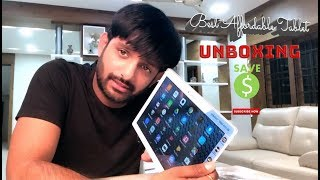 Lenovo Tab 2 A10 - 30 Unboxing Affordable Tablet