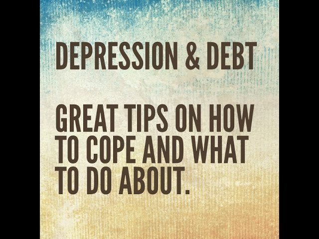 Depression and debt, 04.11.15
