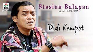 Chord (Kunci) Gitar dan Lirik Lagu 'Didi Kempot - Stasiun Balapan', Kuto Solo Seng Dadi Kenangan