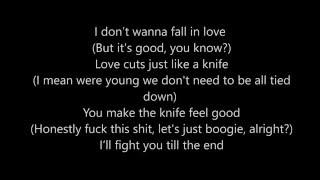 KYLE - Don't Wanna Fall In Love (Lyrics)