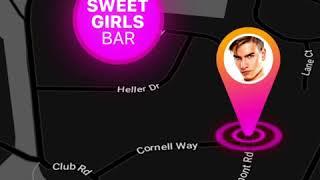 GA Bar SWEET GIRLS Black Map 1080x1080 10s EN