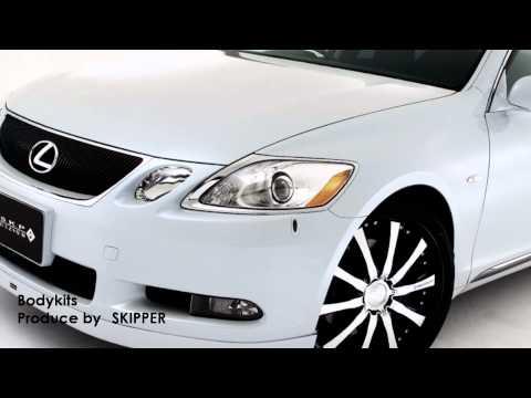 SKIPPER - LEXUS GS430 Bodykits & Lowenhart Wheels