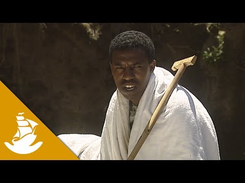 Lalibela, where churches are carved from the rocks