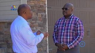 Lawyer with Kenyan roots in battle for US Congress seat - VIDEO