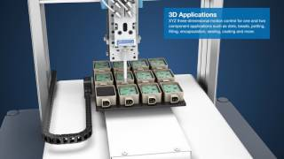 Automated 2 Component Sealant & Adhesive Metering And Dispensing From Nordson Sealant Equipment