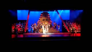 Joseph & Amazing Technicolor Dreamcoat - Brothers to egypt through Benjamin Calypso