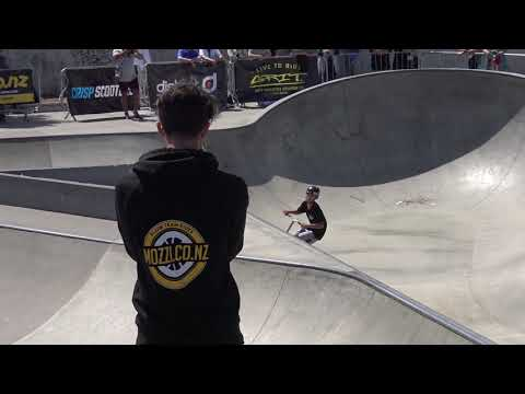 New Zealand Scooter Nationals 2020 - Under 13's 4