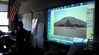 Mrs. Tracey Aztec Art Presentation