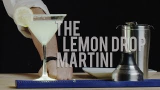 How To Make The Lemon Drop Martini - Best Drink Recipes