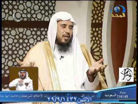 الشيخ سعد الخثلان والخلاف حول رؤية الهلال العيد 1432