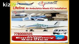 Get Discounted Aeromedical Services with Lifeline Air Ambulance Ranchi
