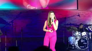 Shine - Morissette Amon (Up Close in Toronto)