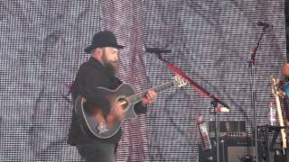 "Zac Brown Band ""'Stay (Wasting Time)' Dave Matthews Cover, Nationals Park 08.14.15"