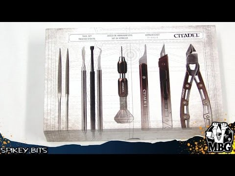 New Citadel Tools vs Hobby Tools Review Part 1