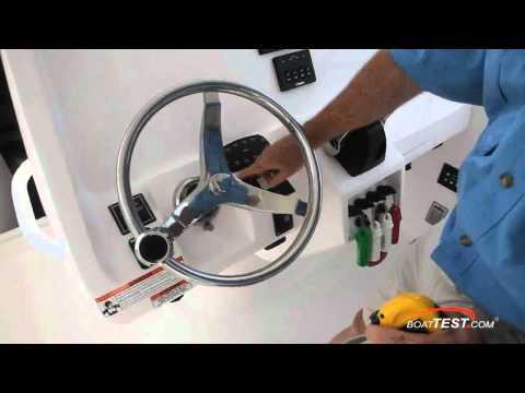 Intrepid 475 Sport Yacht video