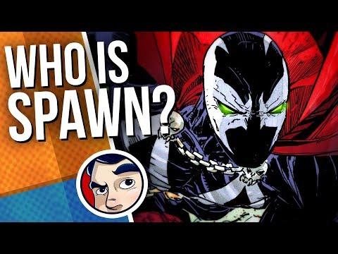 Spawn Origins & History   Comicstorian