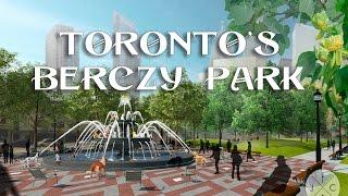 Toronto's Berczy Park - J&C Toronto
