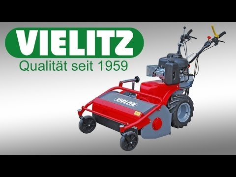 Hand-guided flail mower T 600 Produktivdeo