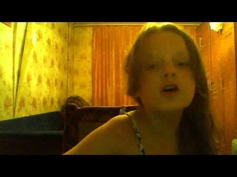 Видео с веб-камеры. Дата: 14 августа 2013г., 21:42.