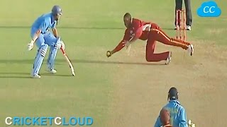 UNBELIEVABLE finish to a Cricket Match - LAST TWO OVERS