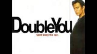 double you send away the rain