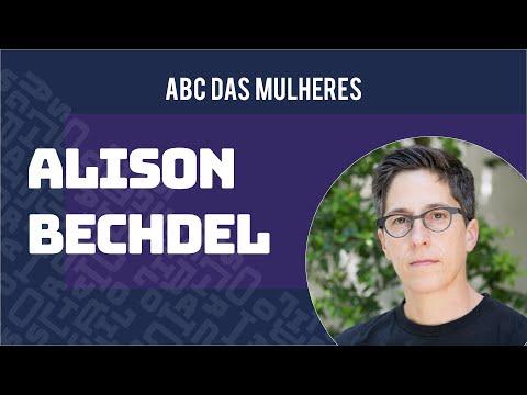 A de ALISON BECHDEL | ABC de AUTORAS ?