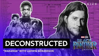 """The Making Of """"Wakanda"""" With Ludwig Göransson 