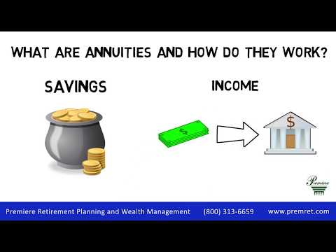 What is an Annuity and How Does It Generate Income?