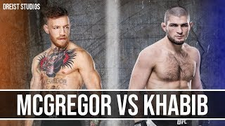 "Khabib vs McGregor UFC 229 EXTENDED Promo | THE EAGLE VS THE NOTORIOUS | ""The Fight Is On"""