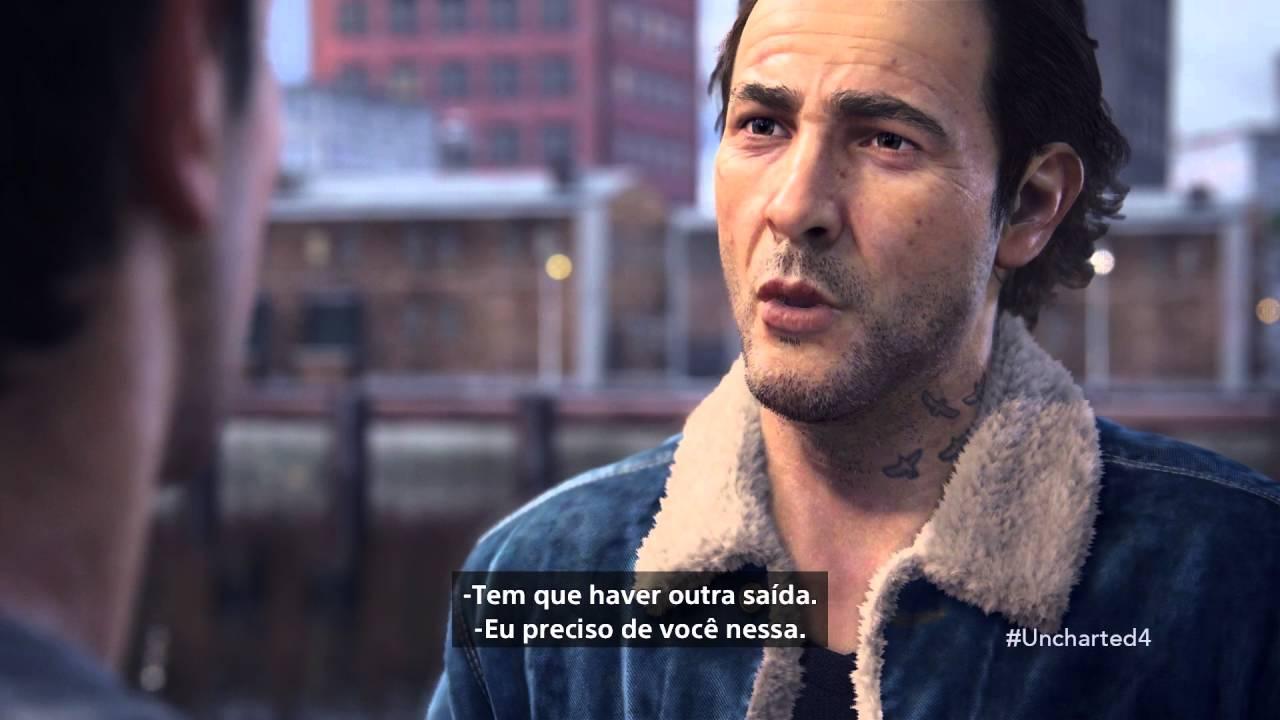 Uma Última Vez: O Trailer Final de Uncharted 4