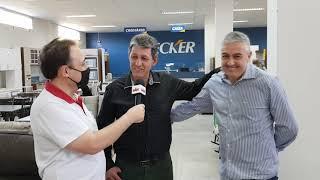 Reinauguração da Lojas Becker em Capitão com muitas novidades para você cliente, confira:
