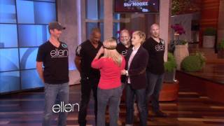 The Ellen Degeneres Show (23.01.12)