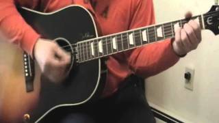 Beatles Guitar Cover 'No Reply'