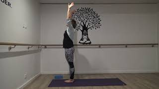 Hatha Yoga Focusing on the Spine With Phillippa Taylor