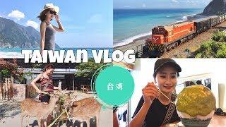 台湾Vlog| 美食推荐!台北/花莲/垦丁/高雄 8天环岛| 跟我一起去旅行| TAIWAN VLOG