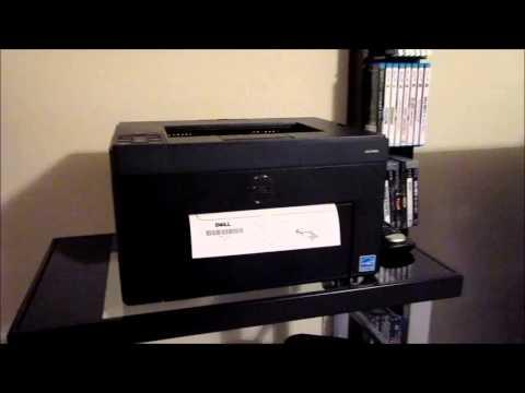 Dell C1660w Color LED Printer
