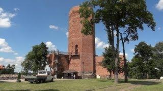 preview picture of video 'Kruszwica - Mysia Wieża'