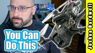 You can build this micro long range quadcopter | QAV-S Mini full build tutorial