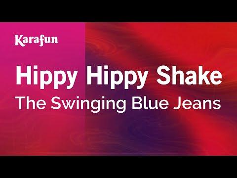 Hippy Hippy Shake - The Swinging Blue Jeans | Karaoke Version | KaraFun