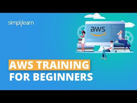 AWS Training For Beginners | AWS Tutorial For Beginners | AWS ...