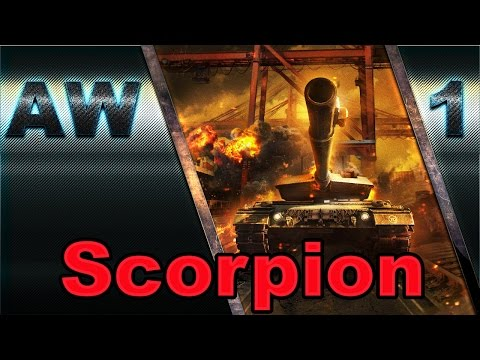 Armored Warfare #1 | Scorpion (CBT)