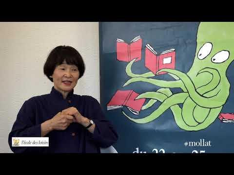 Lire sur la vague : Rencontre avec Satomi Ichikawa