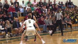 Red Bank Catholic 59 Middletown South 51 HS Boys Basketball