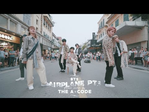 [K-POP IN PUBLIC CHALLENGE] AIRPLANE pt.2 - BTS (방탄소년단) dance cover | The A-code from Vietnam