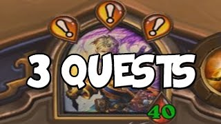 Completing 3 Quests in One Game - dooclip.me